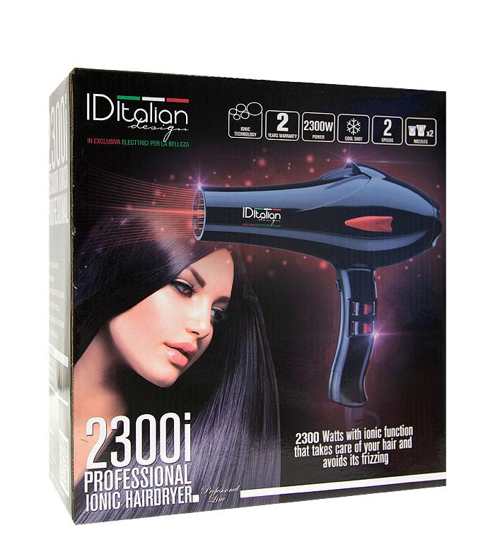 ID Italian Design 2300W ion professionnel sèche cheveux