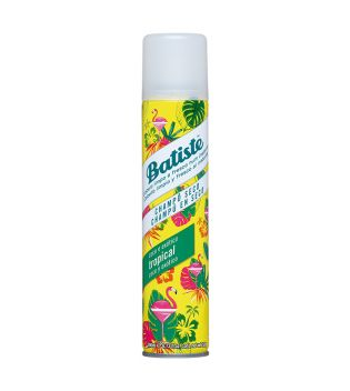 Batiste - Dry shampoo 200ml - Tropical
