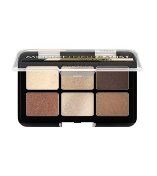 Catrice - Palette d'ombres À Porter - 050: Less is more