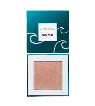 CORAZONA - ConMdeMiriam Collection - Highlighter en poudre - Nébula
