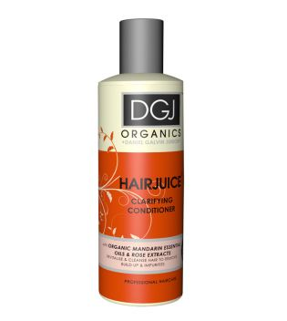 DGJ Organics - HairJuice Conditioner de clarification de 250ml