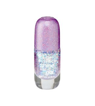 essence - Vernis à ongles Shine Last & Go! - 23: party time