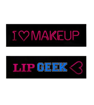 I Heart Makeup - Rouge à lèvres Lip Geek - Marshmallow Kiss