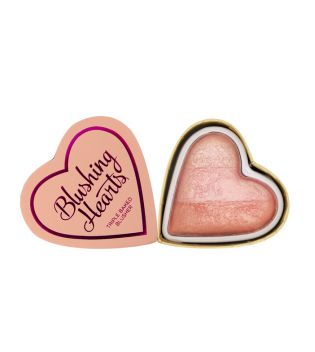 I Heart Makeup - Hearts Rouge - Peachy Pink Kisses