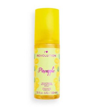 I Heart Revolution - Spray Fixateur Illuminateur de Maquillage - Pineapple