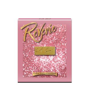 L.A. Girl - *Reverie Collection* - Palette Surligneur 6 couleurs