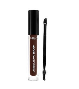 Loreal Paris - Gel à sourcils Unbelieva Brow - 109: Ebony