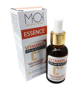 M.O.I. Skincare - Sérum booster anti-âge Essence Vitamin C