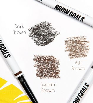 Makeup Obsession - Crayon à sourcils Brow Goals - Dark Brown