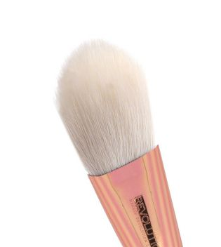 Makeup Revolution - Ultra Metals Sculpt Blush Brush - F303