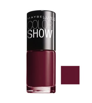Maybelline - Vernis à ongles Color Show - 352: Downtown Red