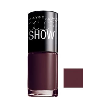 Maybelline - Vernis à ongles Color Show - 357: Burgundy Kiss