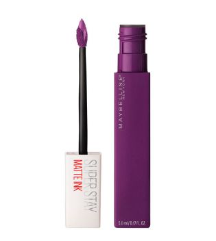 Maybelline - Rouge à lèvres liquide SuperStay Matte Ink - 40: Believer
