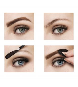 Maybelline - Encre à sourcils peeel off Tattoo Brow -  Chataîn Sombre