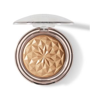 Nabla - *Holiday Collection 2018* - Pressed Highlighter Glow Trip - Crown