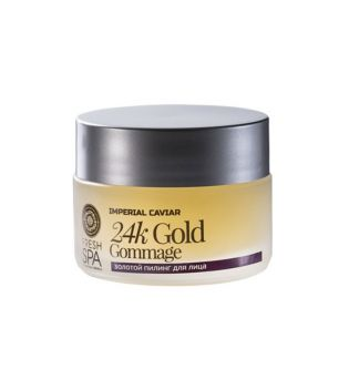 Natura Siberica - *Fresh Spa* - Peeling facial à l'or 24k