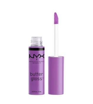 Nyx Professional Makeup - Butter Gloss - BLG 29: Sugar Plum