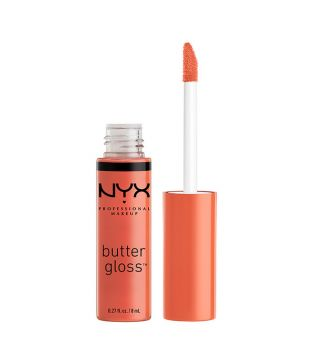 Nyx Professional Makeup - Butter Gloss - BLG23: Peach Crisp