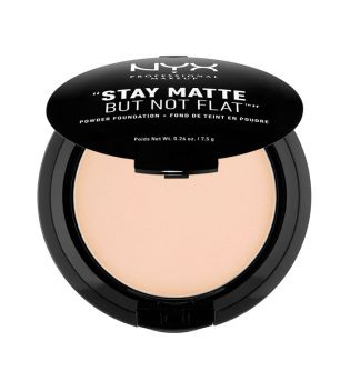 Nyx Professional Makeup - Powder Foundation - SMP03: Natural