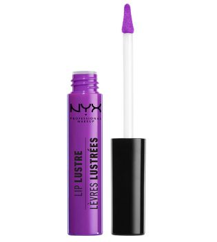Nyx Professional Makeup - Lip Lustre Glossy Lip Tint - 07: Violet Glass