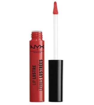 Nyx Professional Makeup - Lip Lustre Glossy Lip Tint - 09: Ruby Couture