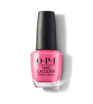OPI - Vernis à ongles Nail lacquer - Hotter than You Pink