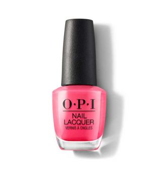 OPI - Vernis à ongles Nail lacquer - Strawberry Margarita