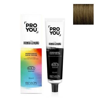Revlon - Coloration permanente The Color Maker - 7.0 / 7N: Blond moyen