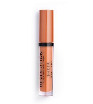 Revolution - Gloss Sheer Lip - 122 Darling