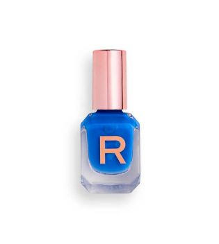 Revolution - Vernis à ongles High Gloss - Azure