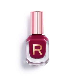 Revolution - Vernis à ongles High Gloss - Damson