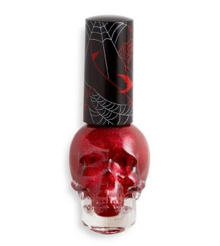 Revolution - *Halloween 2019* - Vernis à ongles Halloween Skull - Bloodthirsty