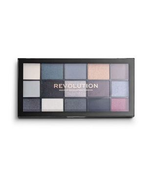 Revolution - Palette de Fards à paupières Reloaded - Blackout