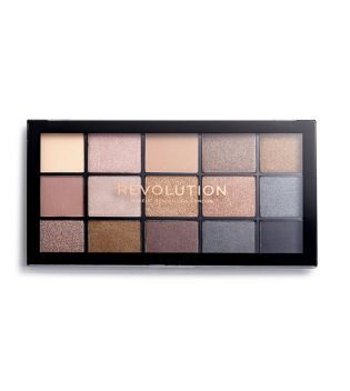 Revolution - Palette de Fards à paupières Re-loaded - Smoky Newtrals