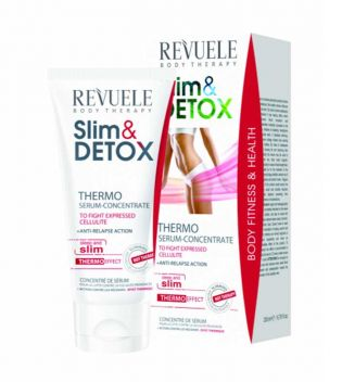Revuele - Anti-celullite Thermo sérum concentré Slim & Detox