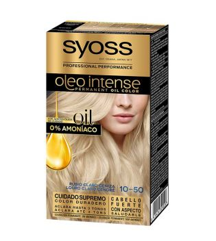Syoss - Dye Oil Intense 10-50 Frêne blond clair