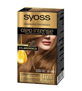Syoss - Dye Oil Intense 8-60 Miel Blonde
