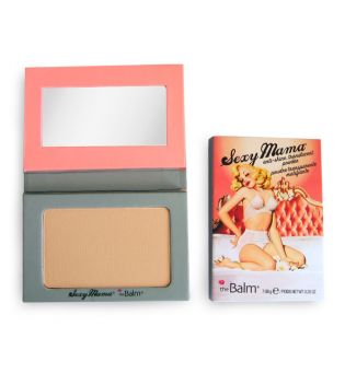 The Balm - Anti-shine traslucent powder Sexy Mama