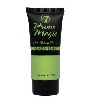 W7 - Prime Magic Anti-Redness Primer - Camera Ready